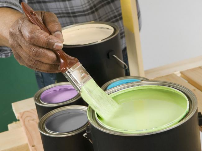 Kitchen Paint Project