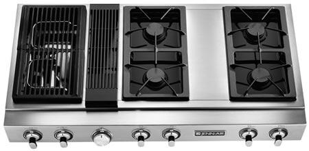Jenn Air 48 Inch Rangetop Indoor Grill