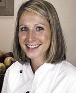 Chef Suzanne Vizethan