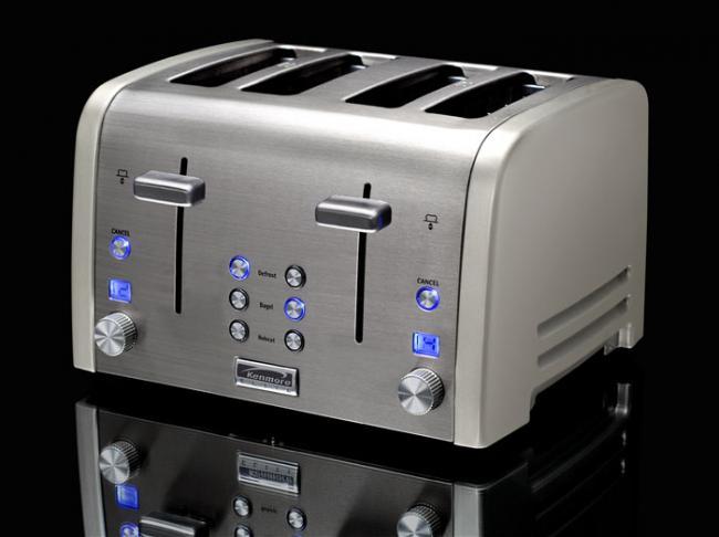 Kenmore Elite 4-Slice Toaster