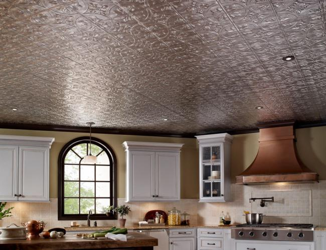 Fasade Ceiling Tiles from ACP