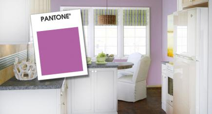 PANTONE'S® Color of the Year: Bright, Beautiful & Expressive