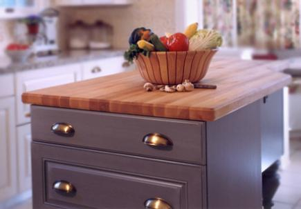 Wood-Countertop-With-Bowl
