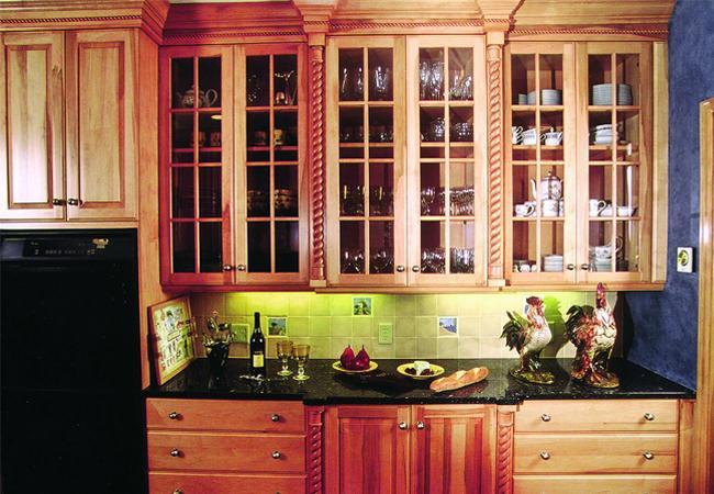 Kitchen Display Hutch