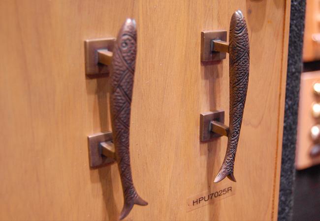Distinctive Hardware Gado Gado International Pisces Pull
