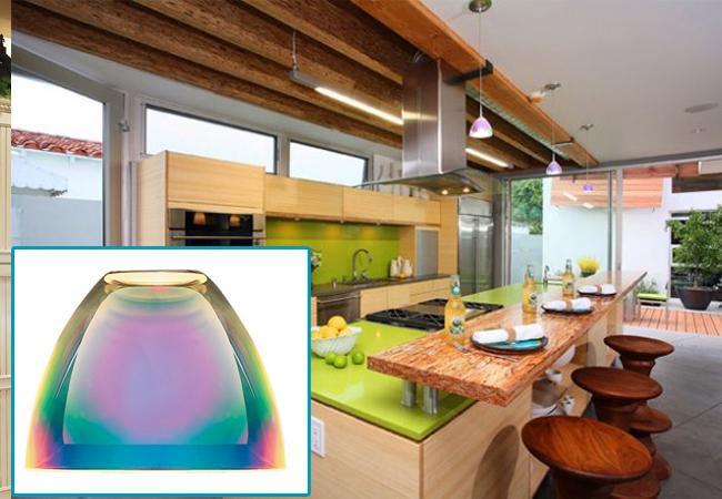 Shed Light On The Kitchen Bruck Rainbow Lighting