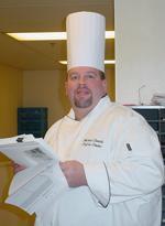 Chef Michael Daniels
