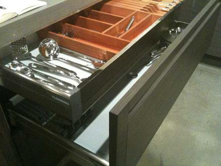 Kitchen Drawer Storage Solution