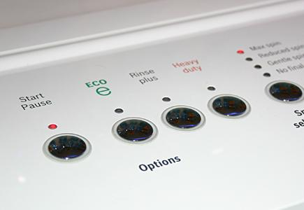 Close-Up-Of-Washer-Options-Panel