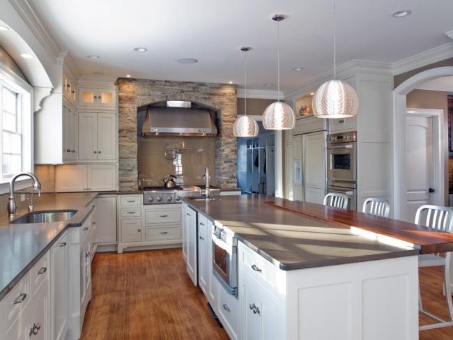 NKBA Award winning sustainable eco-friendly kitchen design