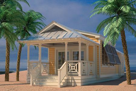Eco Cabana Home Exterior