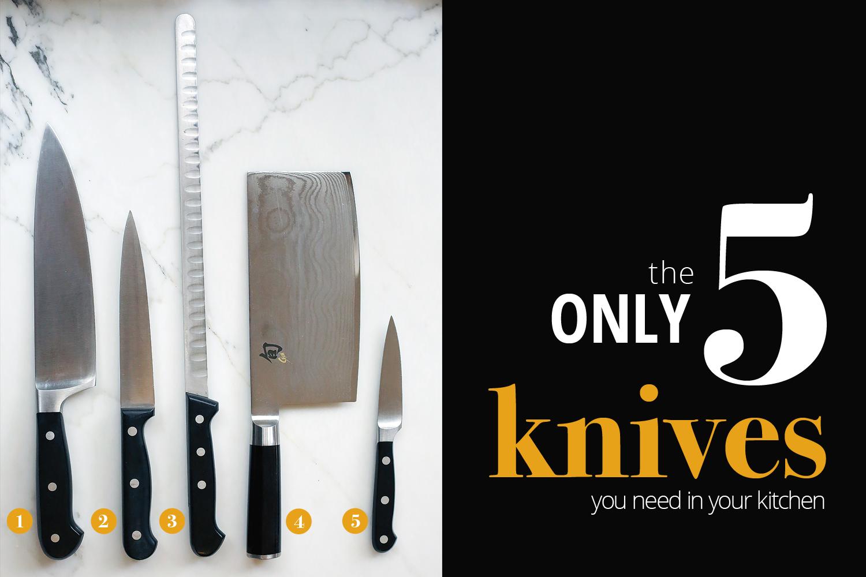 5 Knives