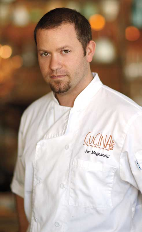 Chef Joe Magnanelli