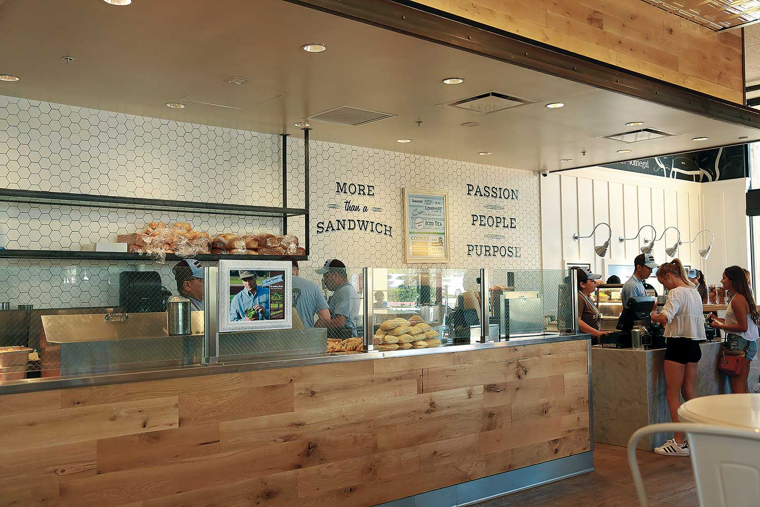 Mendocino Farms Restaurant Partner