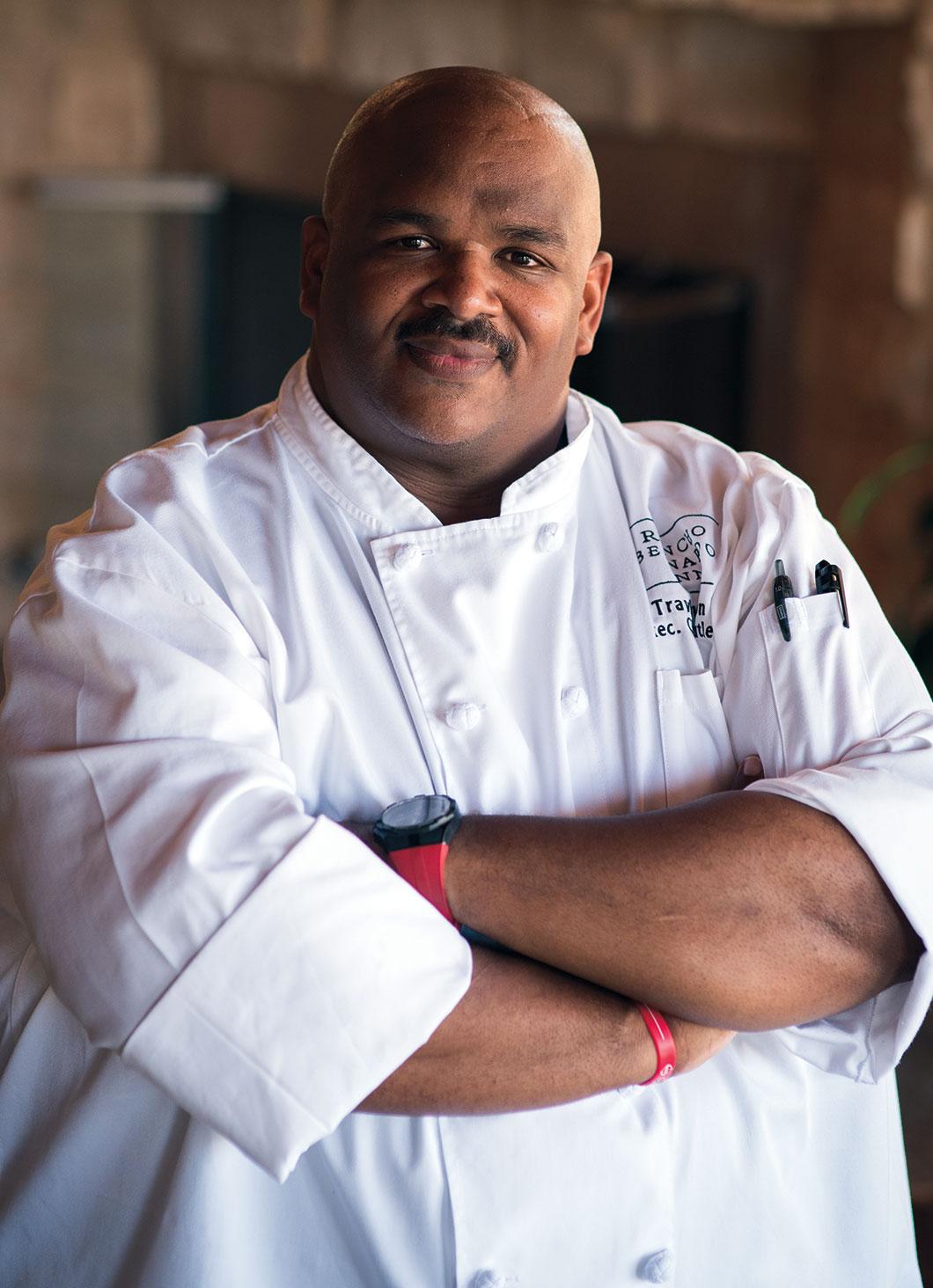 Chef Travis Watson