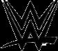 Logo dark grey wwe