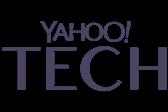 Logo grey yahoo