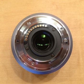 Rent Panasonic Lumix 20mm Lens H-H020