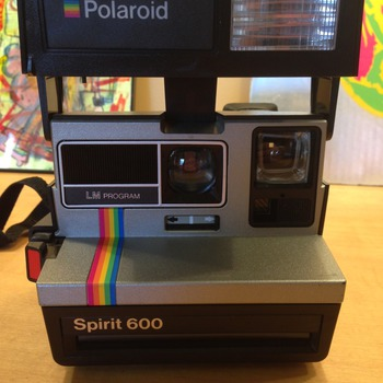 Rent Original Polaroid Spirit 600