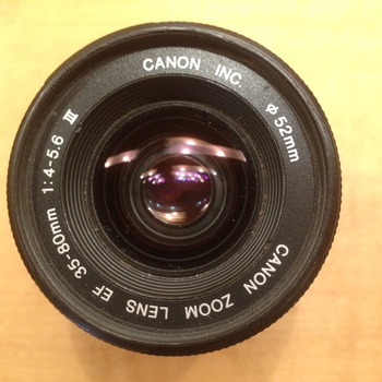 Rent Canon EF 35-80mm f/4-5.6 III
