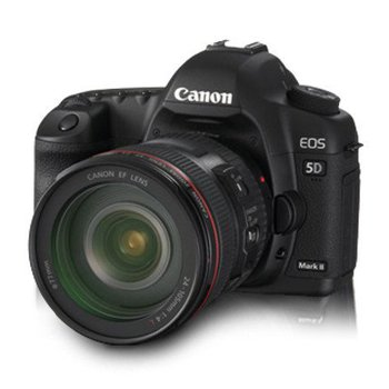 Rent Canon 5D Mark II with 24-105 f4 lens