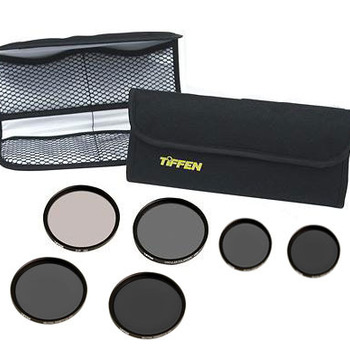 Rent Tiffen 72mm and 52mm Filter Set