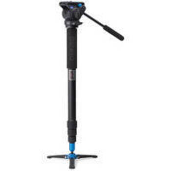 Rent Benro A48T Classic Aluminum Monopod with S4 Head
