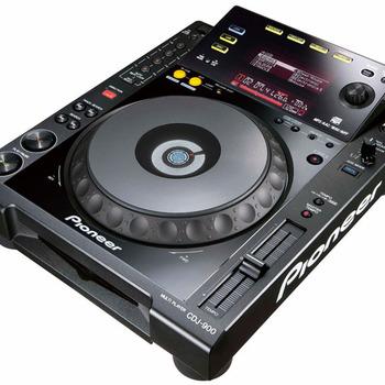 Rent Pioneer CDJ 900