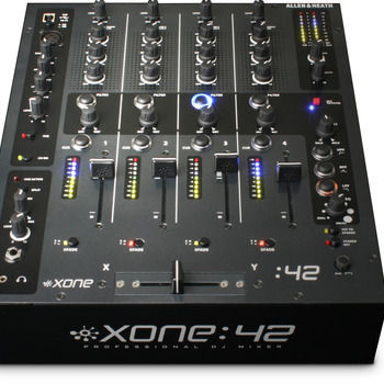 Rent Allen & Heath Xone: 42