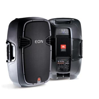 Rent JBL EON 515 Self-Powered Speakers