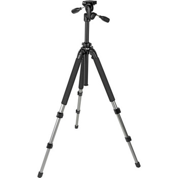 Rent Slik Pro 700DX Aluminum Tripod With 3-Way Pan and Tilt Head
