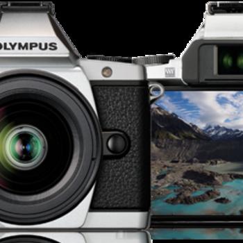 Rent Olympus OM-D E-M5