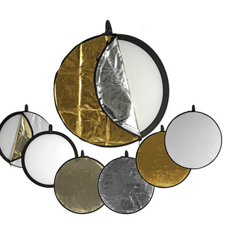 Rent 5-in-1 Collapsible Reflector Disc