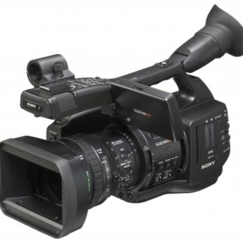 Rent Sony EX1 Camcorder