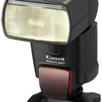 Rent Canon Speedlite 580EX II Flash accessory
