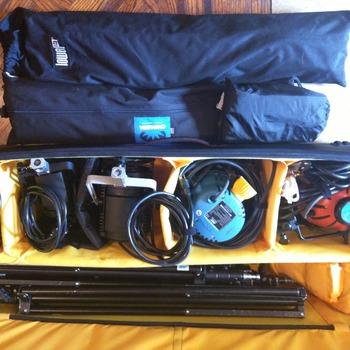 Rent 6 Light Tungsten Kit