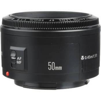 Rent Canon Lens EF 50mm