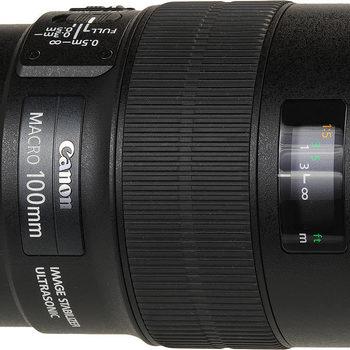 Rent Canon Macro Lens EF 100mm