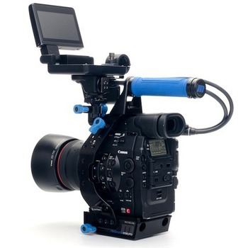Rent Canon C300 Kit and Experienced Cinematographer/DP