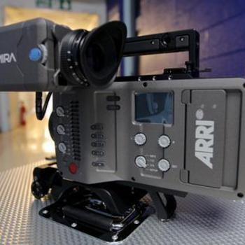"Rent ARRI AMIRA PACKAGE - ""Fluxgate"""