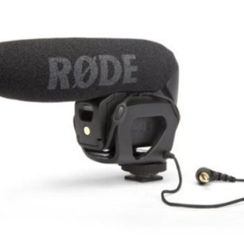 Rent Rode VideoMic Pro (for DSLR)