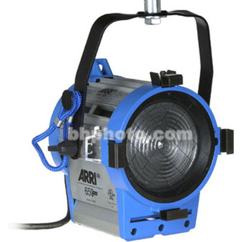 Rent ARRI 650 Watt Fresnel Light (120 Volts)