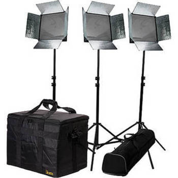 Rent Ikan: 3 ID 1000 Light Kit