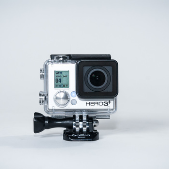Rent GoPro Hero3+ Black Ed. Camera