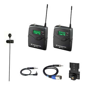 Rent Sennheiser G2 Wireless Lav Kit