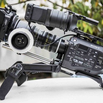 Rent Sony PXW-FS7 4K Camera Package with Sony 28-135 Zoom