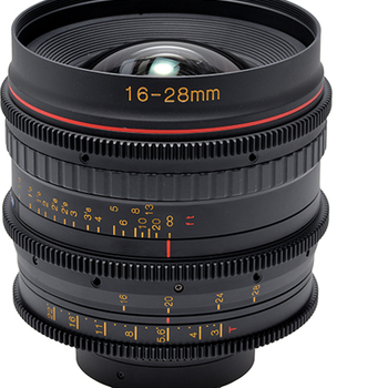 Rent Tokina 16-28mm T3.0 Cinema Zoom for Canon