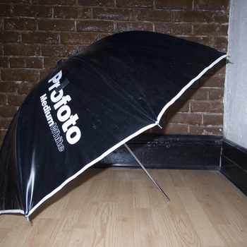 "Rent Profoto Medium White Umbrella (41"")"