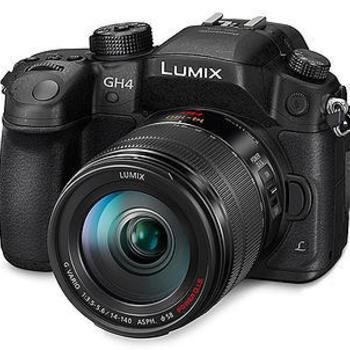 Rent Panasonic 4K GH4 Camera - LAX