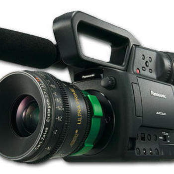 Rent Panasonic AG-AF100 High Definition Camera - LAX